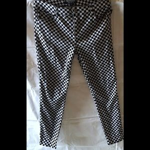 TRIPP NYC DAANG GOODMAN Plus size checkered pants!